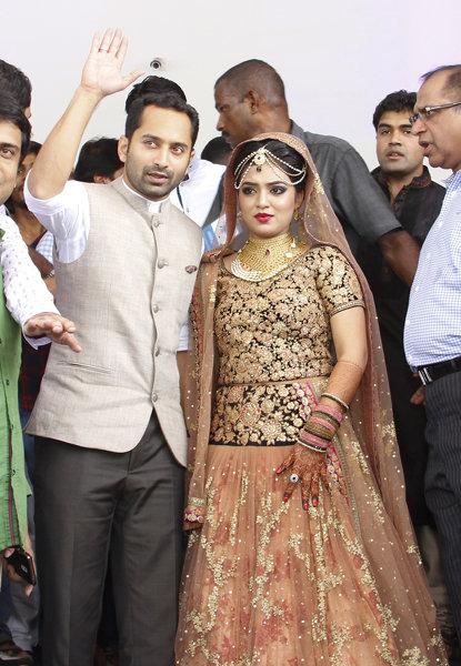 Nazriya-Nazim-Fahad-Faasil-Wedding-Stills